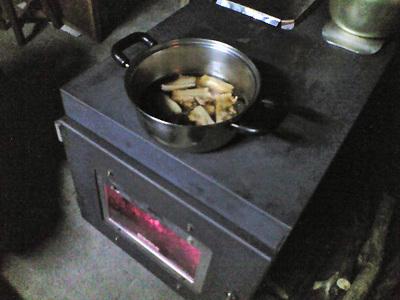 お肉の煮込み